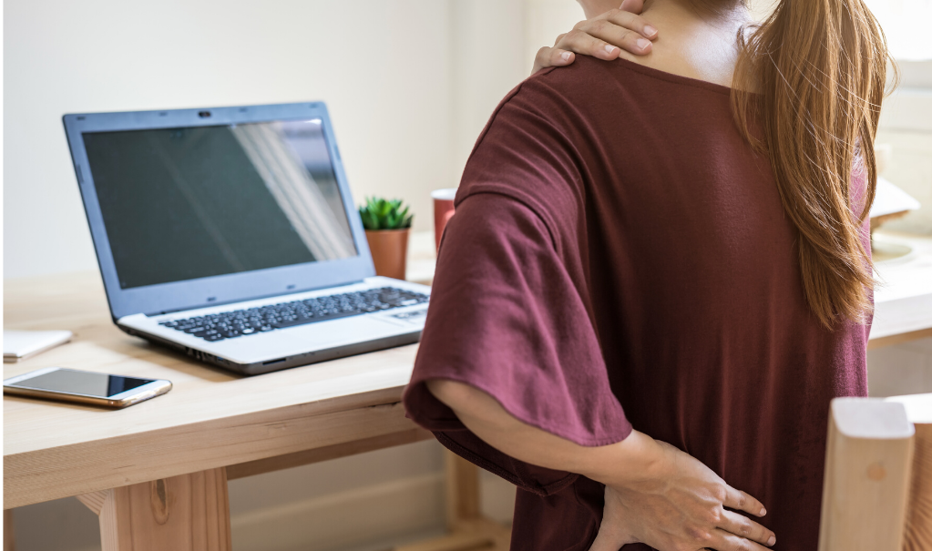 4 Tips From a Chiropractor to Save Your Back While Working From Home